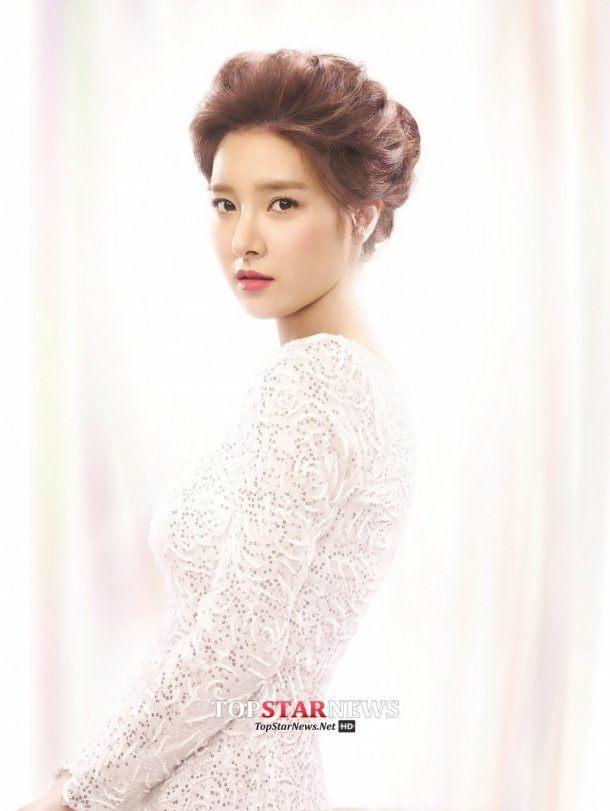 Lee se eun wedding hairstyles