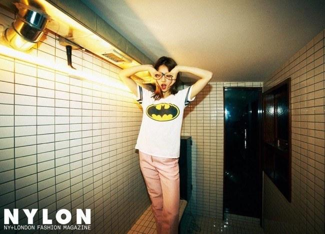 Suzy for Nylon March 2015