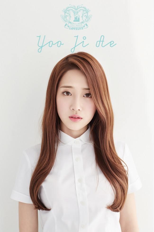 Lovelyz Yoo Ji Ae