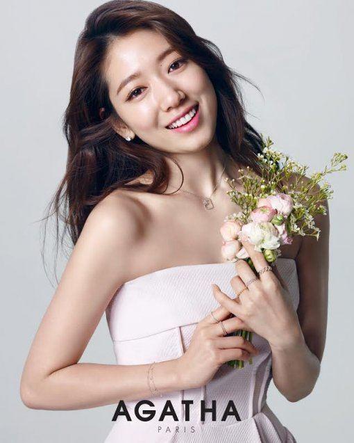 Park Shin Hye for AGATHA