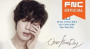 CNBLUE Yonghwa One Fine Day concert