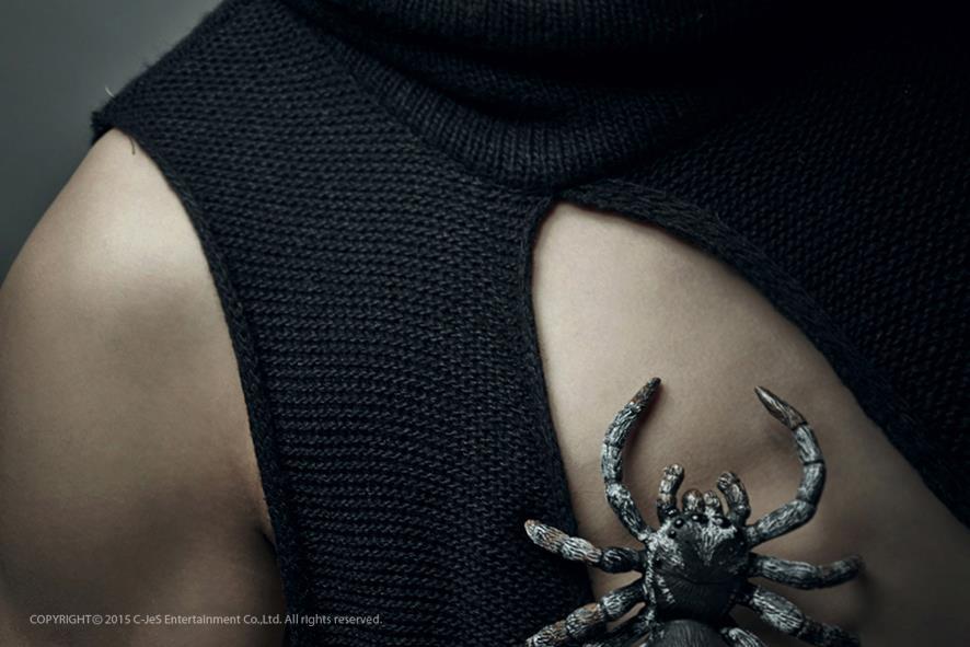 Kim Junsu third album JYJ