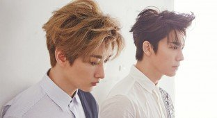 Donghae Eunhyuk Super Junior