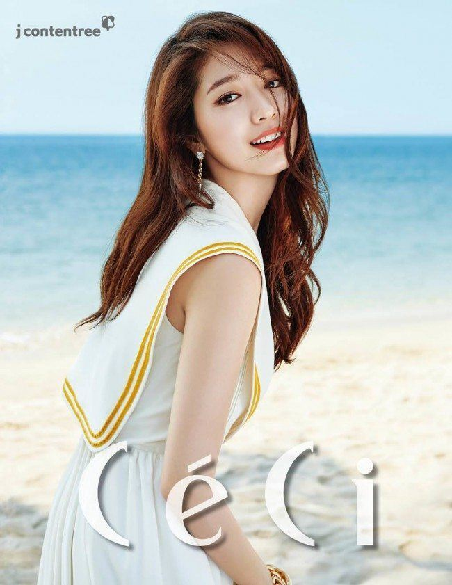 Park Shin Hye for Ceci March 2015