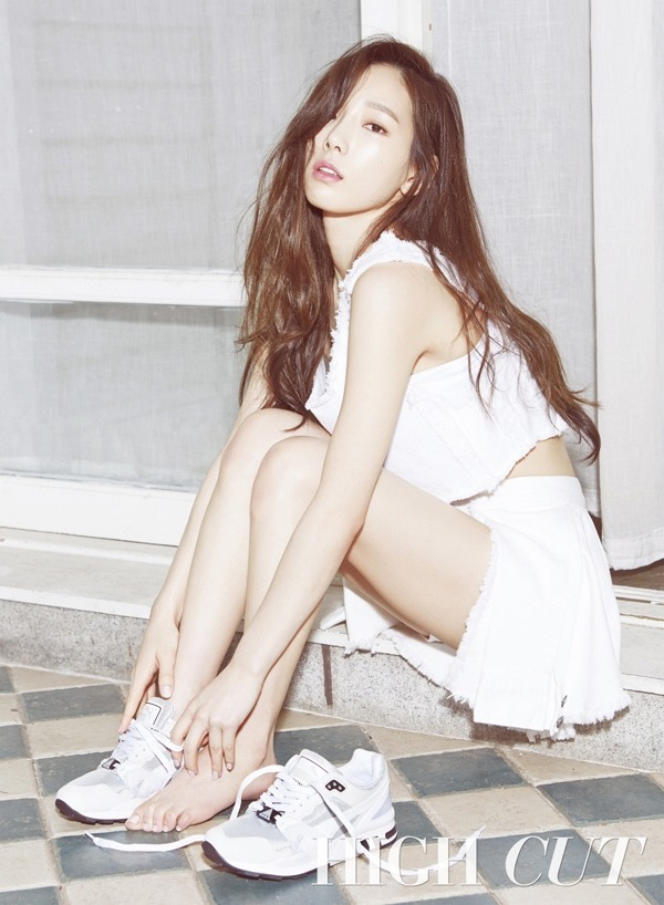 "Taeyeon ""High Cut"""