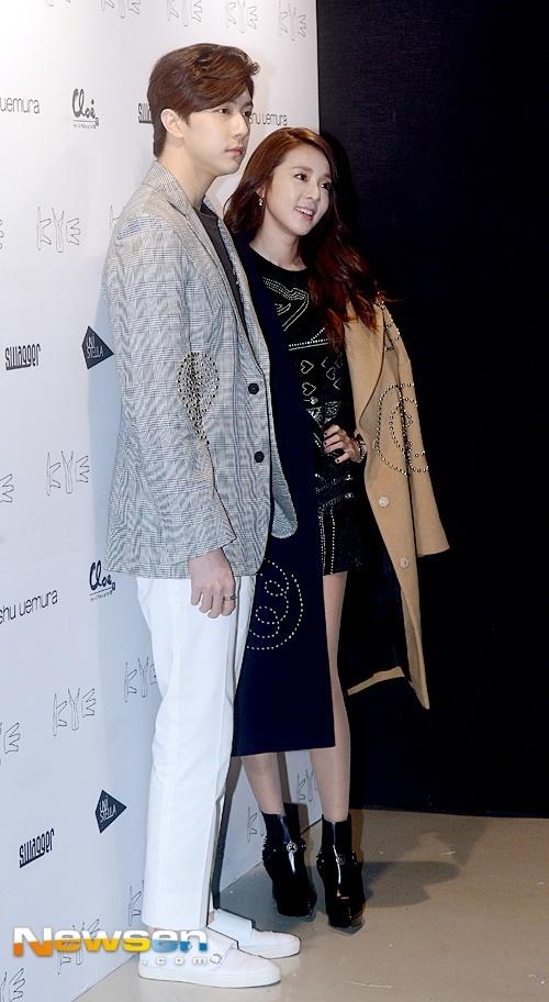 Sang Hyun and Dara
