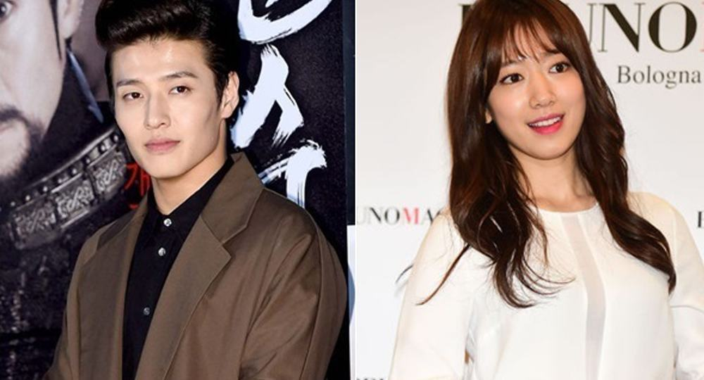 Kang Ha Neul and Park Shin Hye named potential couple for ...
