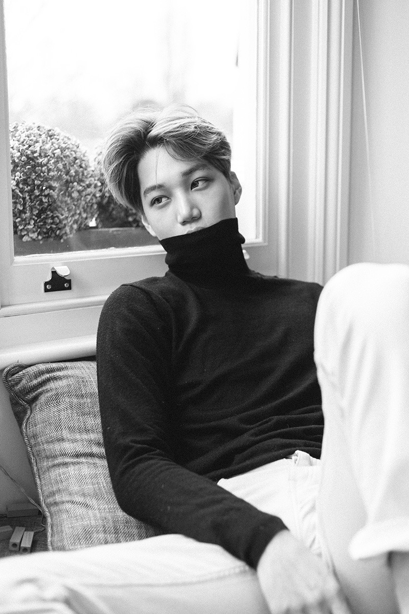 Exo Releases Mysterious Teaser Featuring Member Kai