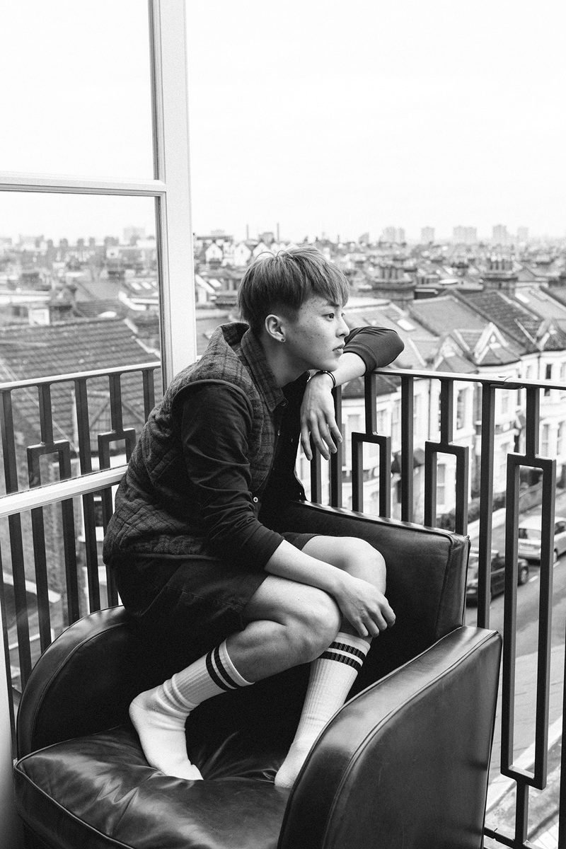 Xiumin Wanders The Street Of Berlin For Exo S Pathcode