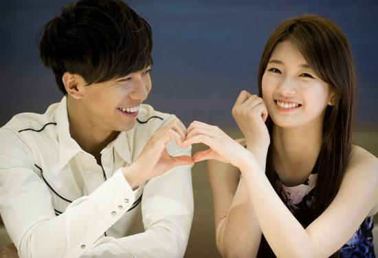 Lee Seunggi and Suzy-1