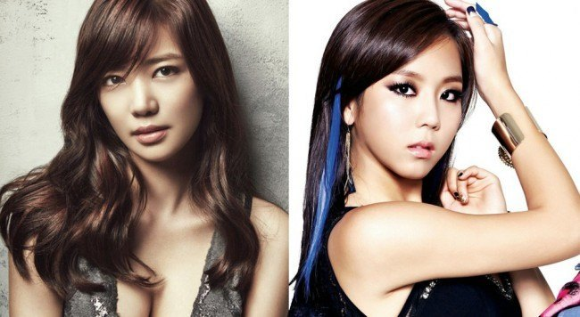 Lee Tae Im and Yewon