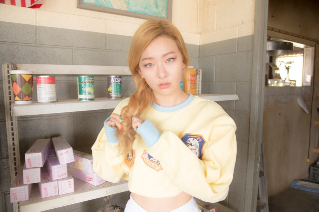 Red Velvet s Seulgi praised by netizens for her no double ...