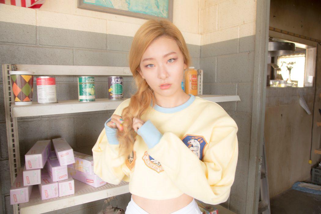 Ice Cream Cake Teaser Pictures : Red Velvet s Seulgi praised by netizens for her no double ...