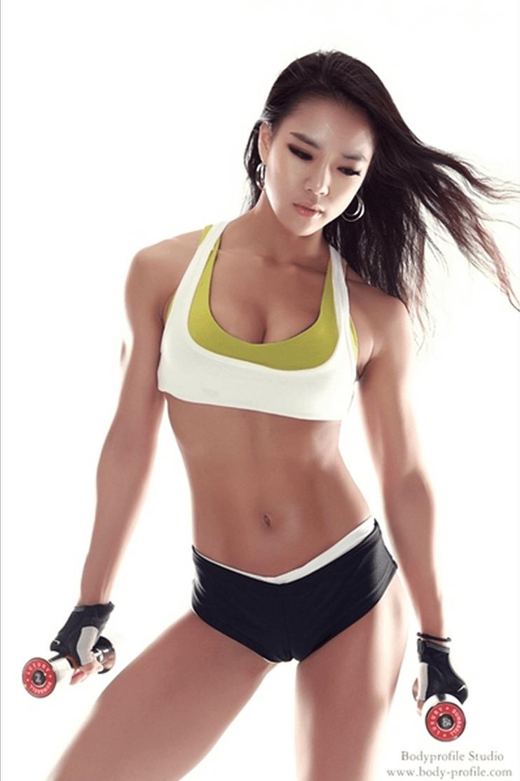 Sexy athletic women pics