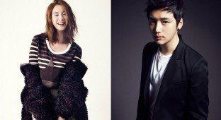 Song Ji Hyo and Byun Yo Han