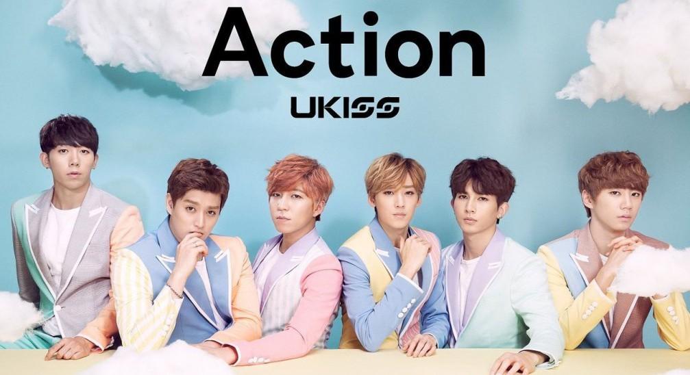 U Kiss Members Names U-KISS Action