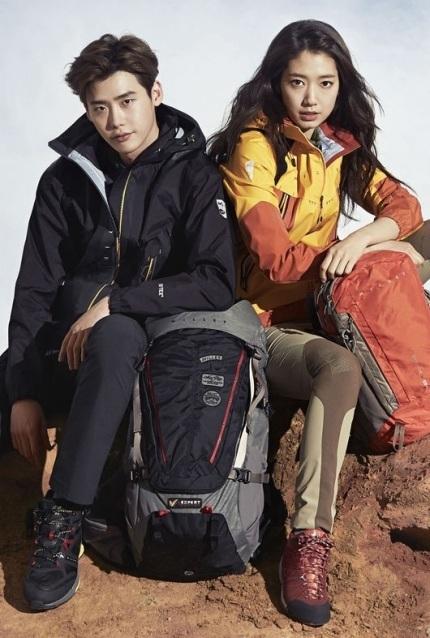 "Park Shin Hye and Lee Jong Suk ""Millet"" CF"