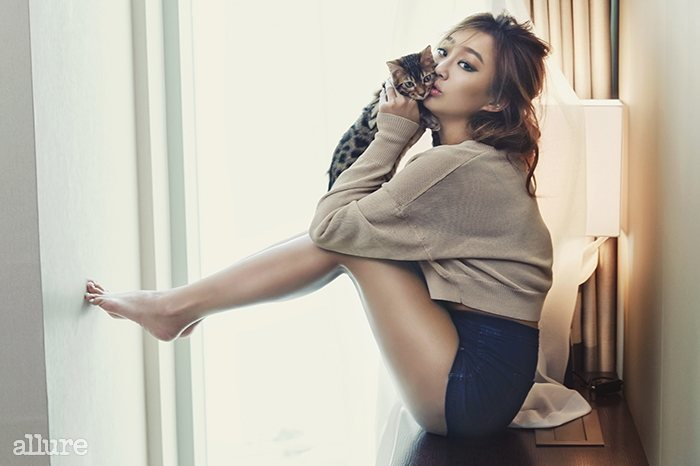 hyorin for allure