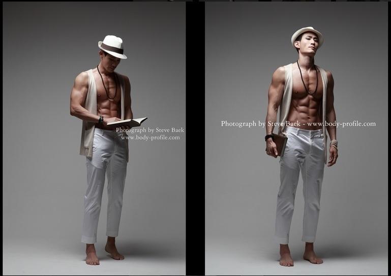 Very korean man shower nude share