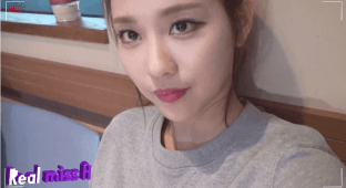miss A's Fei - https://youtu.be/EqImQtp4H50