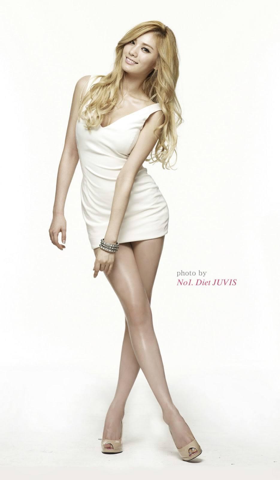 The 15 Tallest Female Idols In All Of K Pop