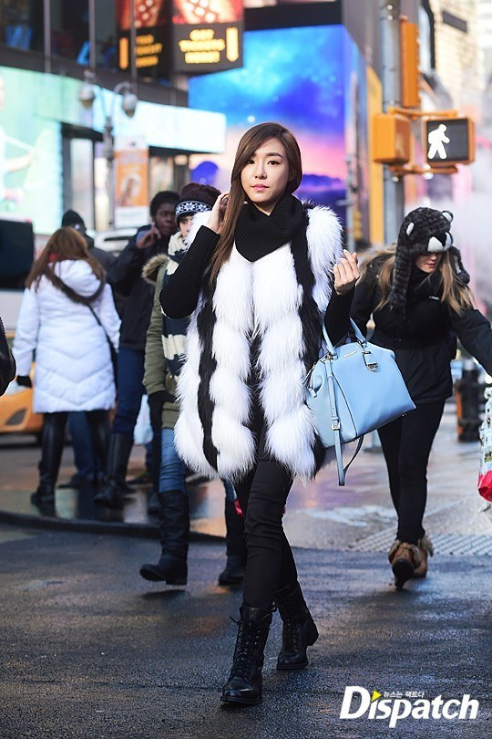 Tiffany in New York