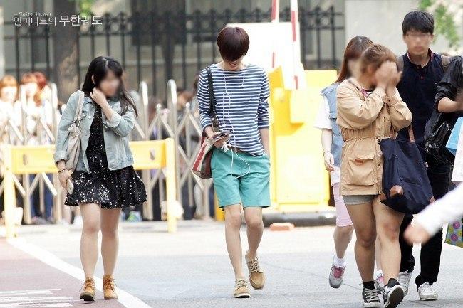 Phát hoảng với những thân hình mỏng dính trơ xương của idol Hàn Quốc ảnh 15