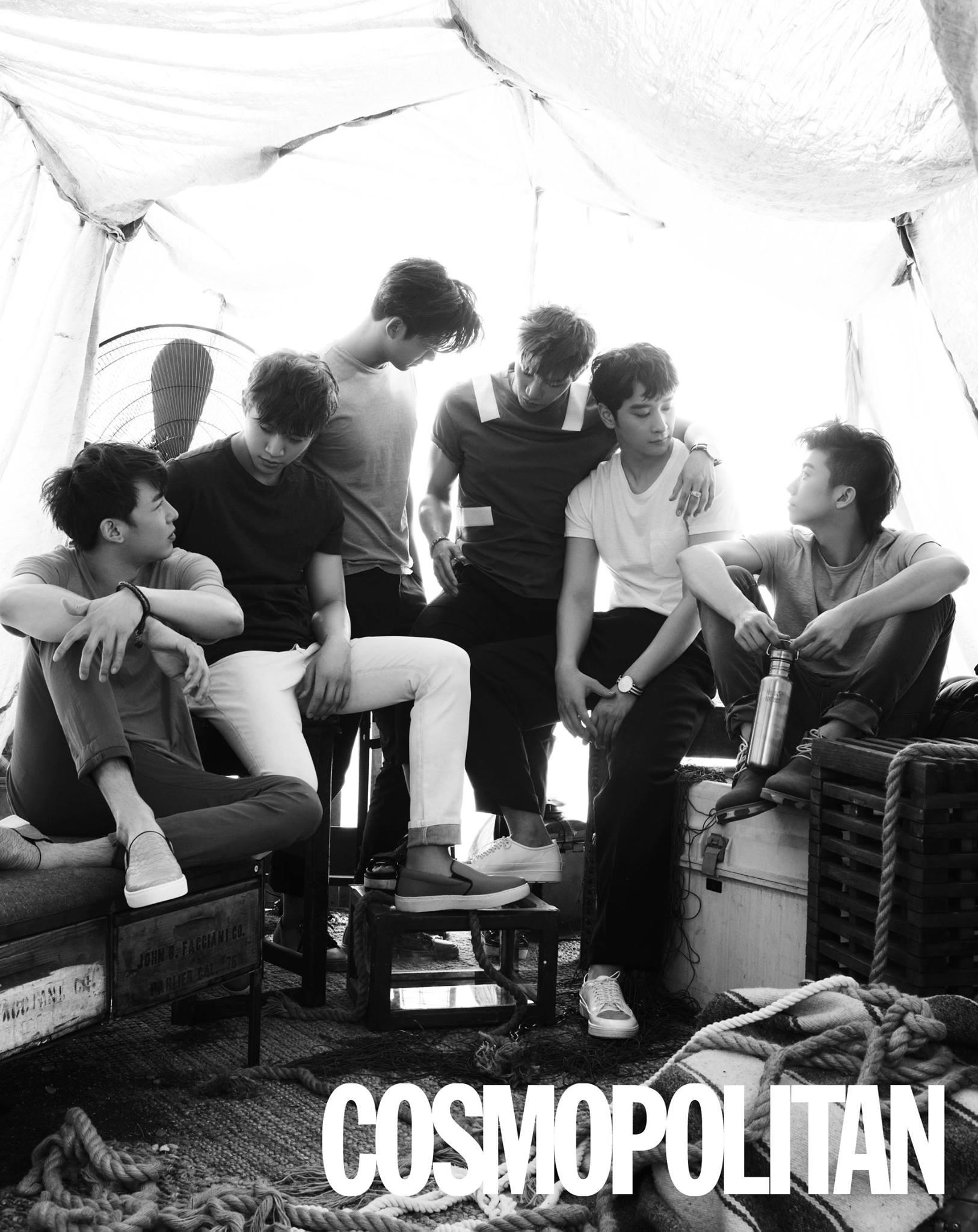 2PM Cosmopolitan May 2015