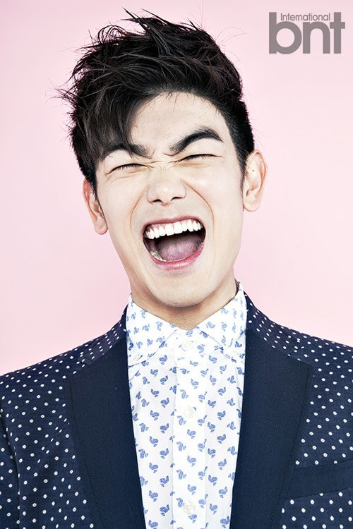 Eric Nam bnt international