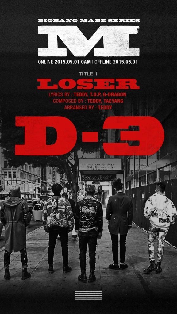 BIGBANG D-3