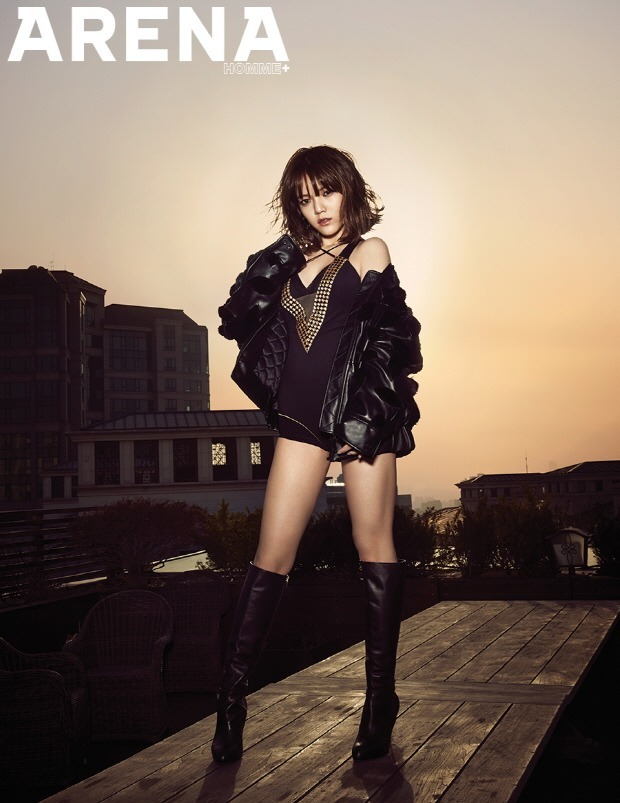 AOA Jimin Arena Homme+ May 2015-3