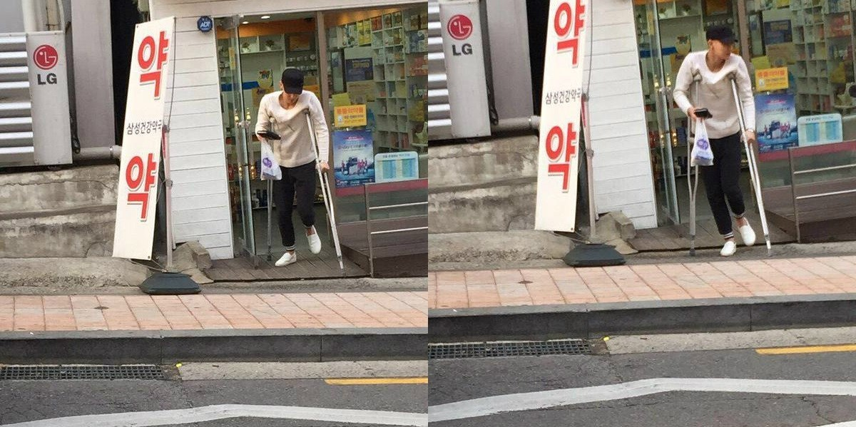 EXO-Ls in tears after Tao spotted buying medicine alone on ...