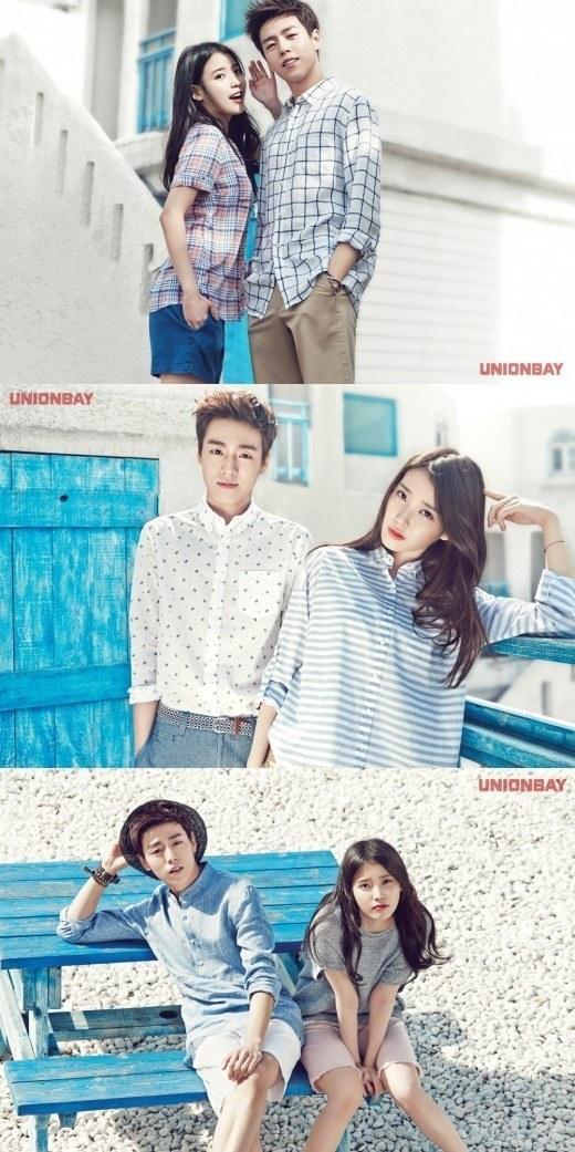 IU and Lee Hyun Woo-1