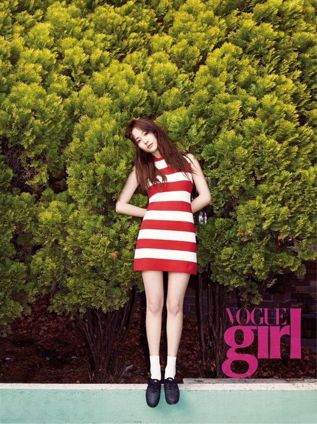Krystal Vogue Girl May 2015
