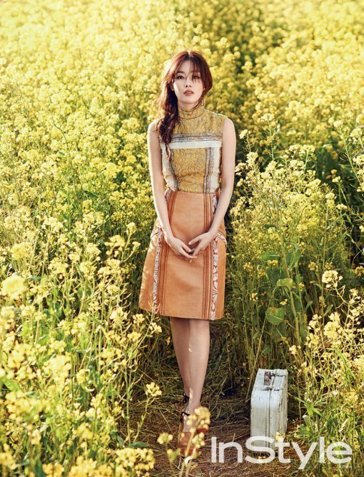Sunhwa InStyle May 2015
