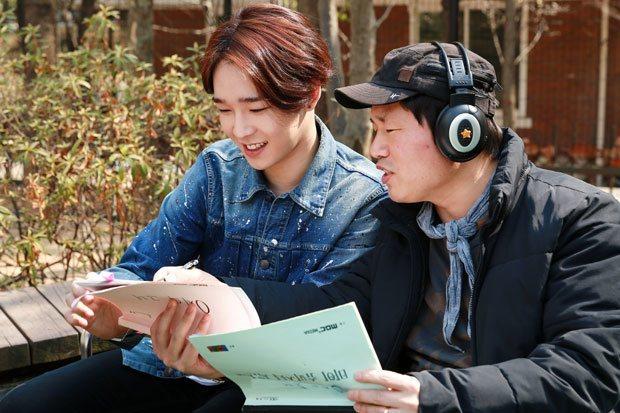 WINNER Nam Taehyun from Midnight's GIrl
