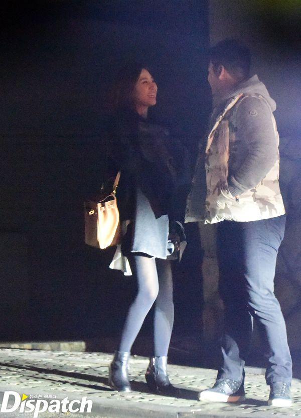 yuri snsd and her boyfriend