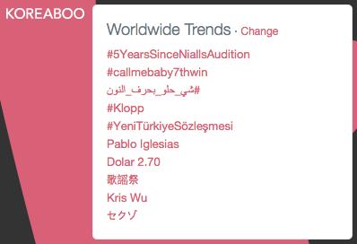callmebaby7thwin twitter worldwide trend