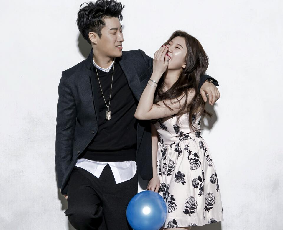 San E And 15 Amp S Yerin Are A Sweet Couple For Quot Me You Quot