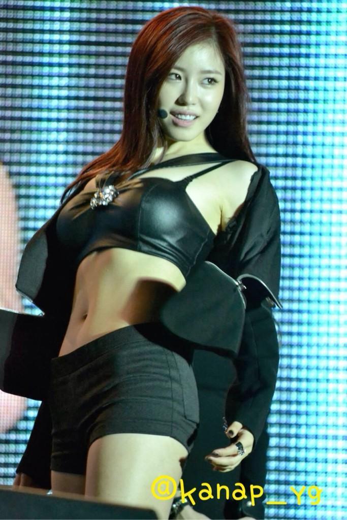coreanas hot