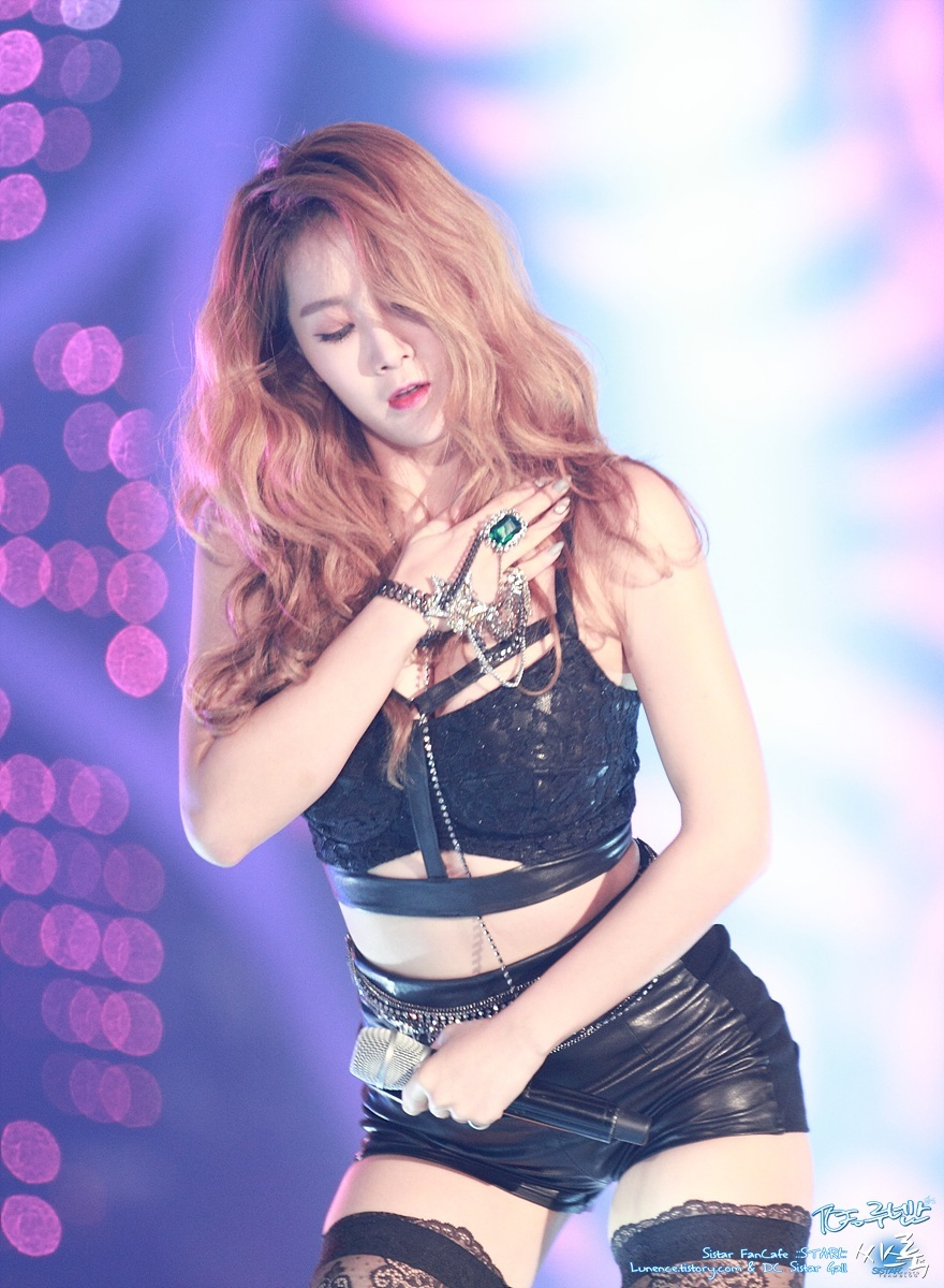 top 10 sexiest outfits of sistar soyou