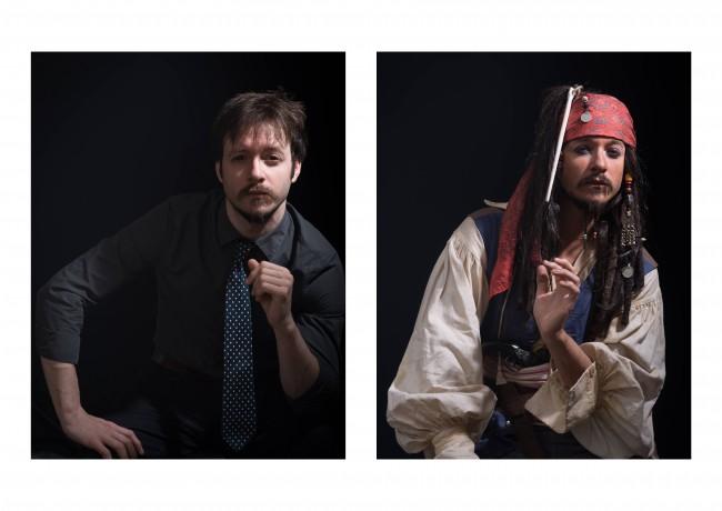 06 - Teacher  Jack Sparrow