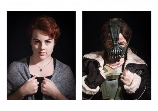 08 - Graphic Designer  Lady Bane