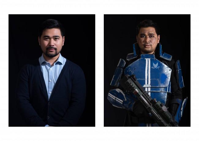 11 - Biometrics Consultant  Mass Effect