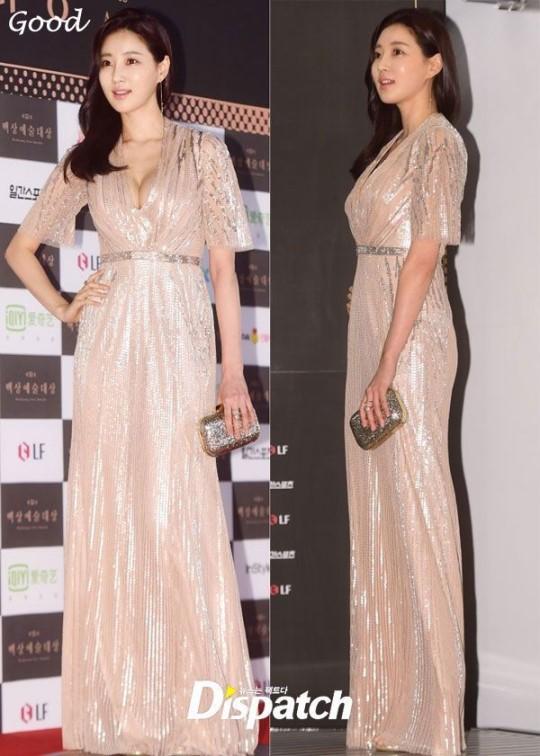Second Best Dressed (Good): Kim Sarang