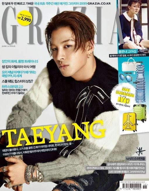 GRAZIA Taeyang