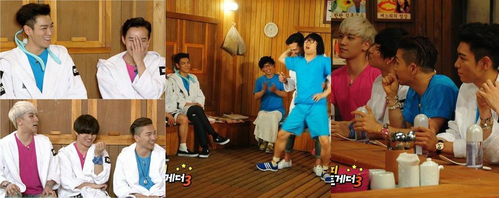 BIGBANG on Happy Together 3