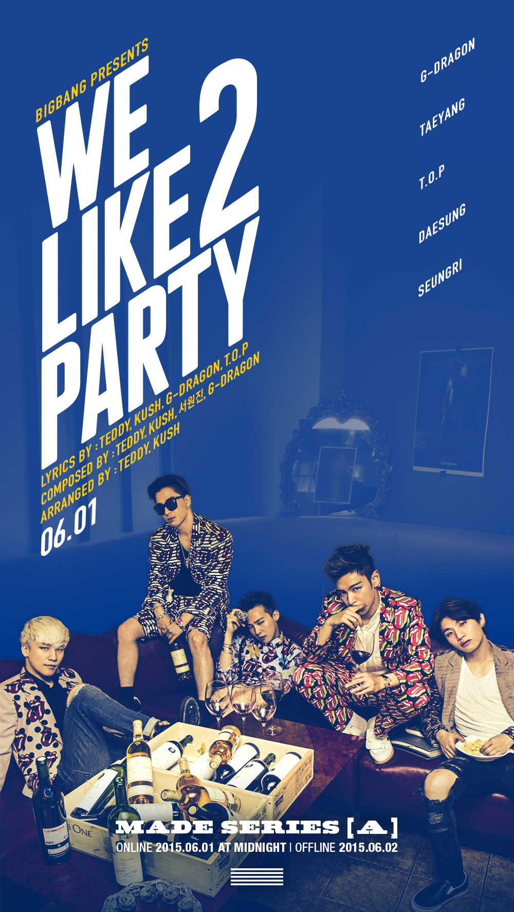 BIGBANGWeLike2Party