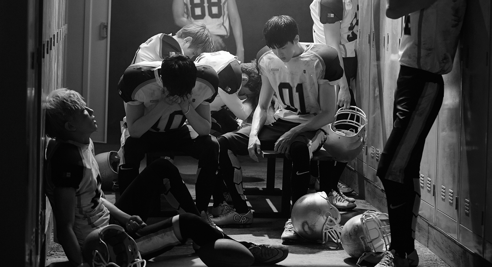 Exo Unveils Additional Teasers For Love Me Right