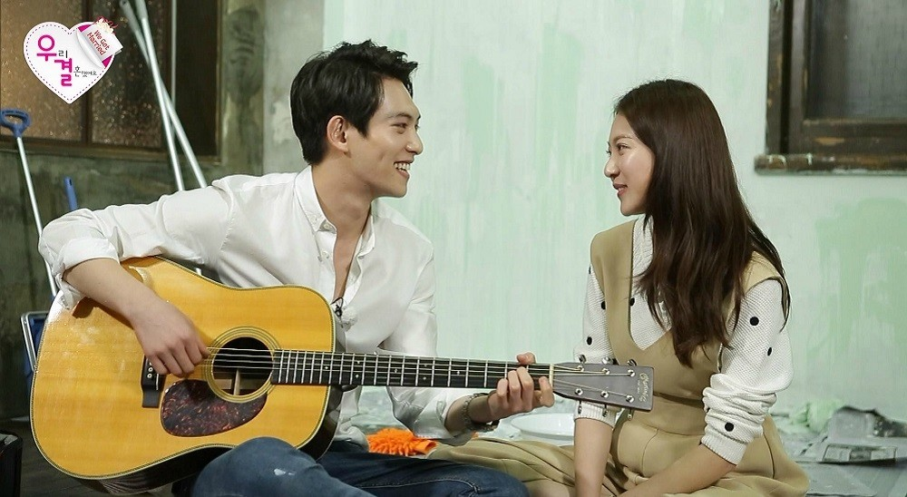 Lee Jonghyun News: Gong Seungyeon Supports 'Husband' Lee Jonghyun By